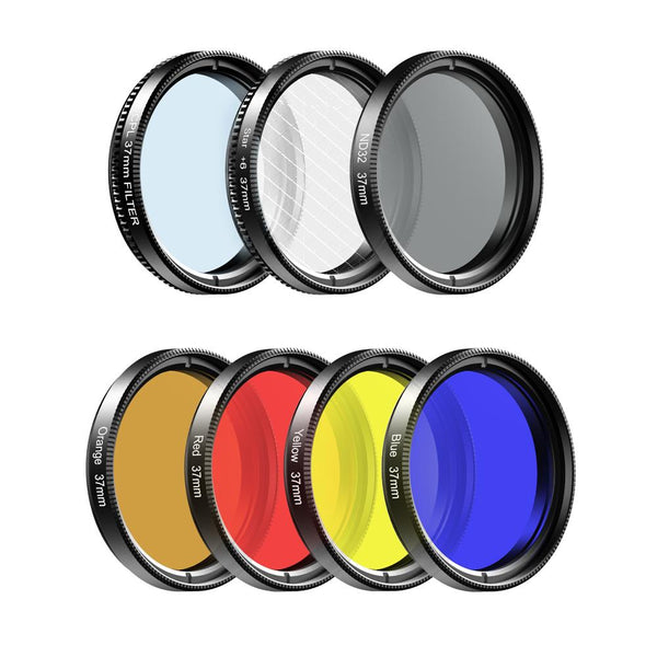 37MM/52MM ND32 CPL Star Filters APEXEL