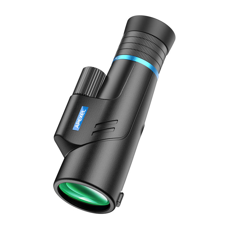 2 in 1 Clip-on Phone Camera Lens Kits 0.45X Super Wide Angle 12.5X Macro APEXEL