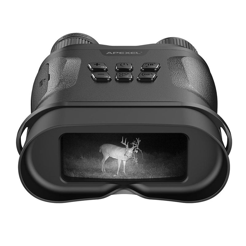 Apexel infrared Night Vision Binoculars for Complete Darkness APEXEL
