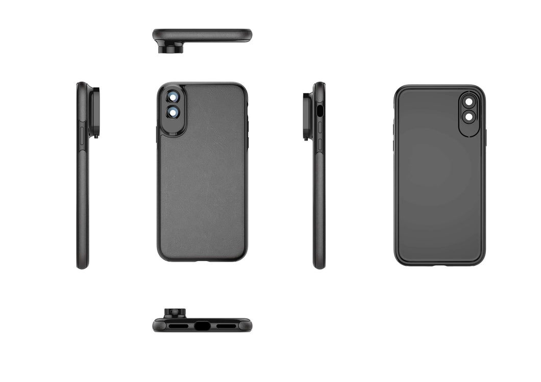 Apexel iPhone X/XS/XS Max Phone Case for Dual Camera Lens APEXEL