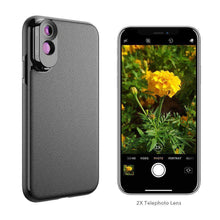 Load image into Gallery viewer, Apexel iPhone X/XS/XS Max Phone Case for Dual Camera Lens APEXEL