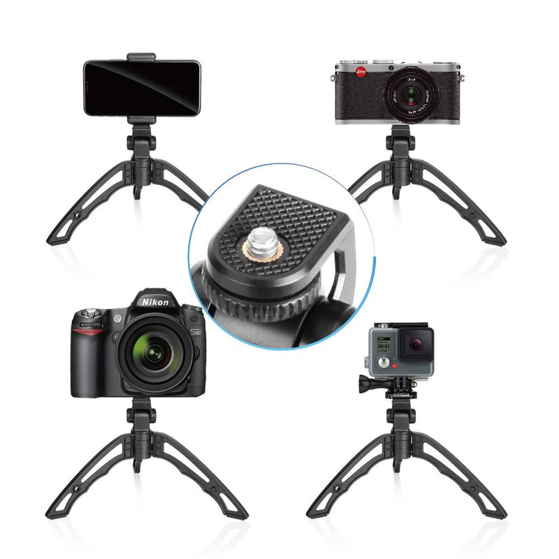 Compact Selfie Handheld Stable Tripod for Smartphone Camera DSLR APEXEL