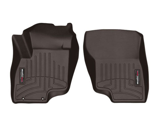 WeatherTech 4712954 - Rear FloorLiner - Cocoa - Expedition 18+