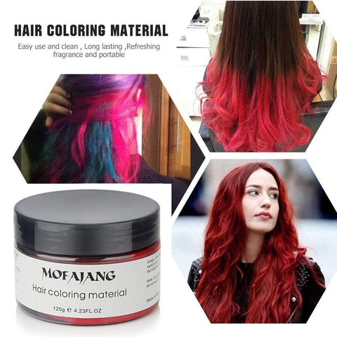 Mofajang - Instant Hair Color Wax