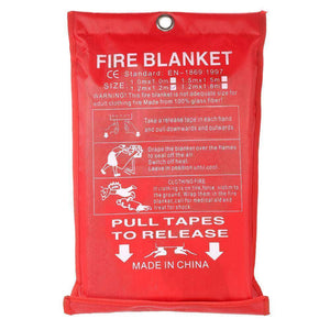 FireGuard™ Fire Safety Blanket - Humblefy