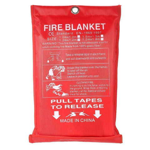 Image of FireGuard™ Fire Safety Blanket - Humblefy