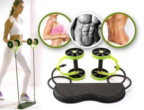 Image of PowerRoller - Abdominal and Core Body Trainer