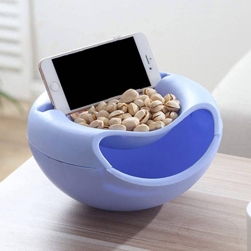 LazyBowl - Easy Snacking Bowl