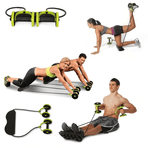 PowerRoller - Abdominal and Core Body Trainer