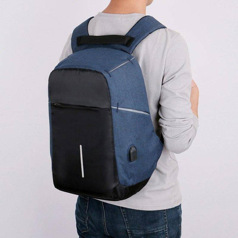 Image of SafeBag™ Anti-Theft Backpack - Humblefy
