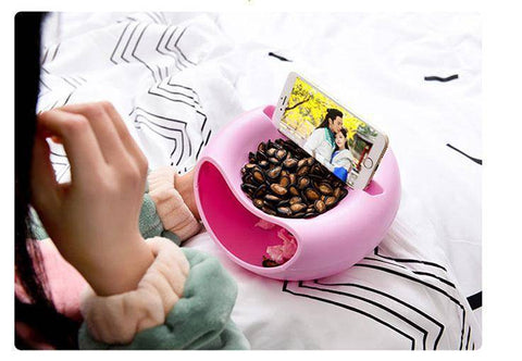 Image of LazyBowl - Easy Snacking Bowl