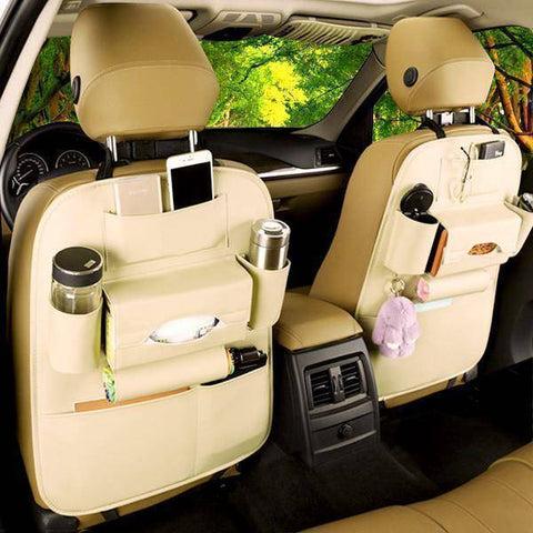 Image of StorageSeat™ Car Seat Storage Organizer