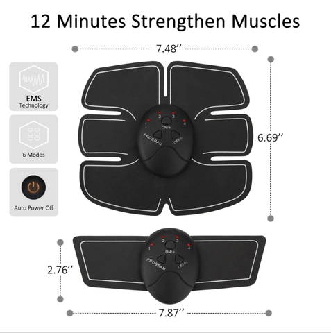 RapidAbs - Ultimate Abs Stimulator