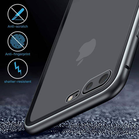 MechCase - 360 Magnetic Luxury iPhone Case