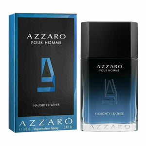 NAUGHTY LEATHER EDT 100ML HOMBRE AZZARO
