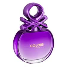 Colors Purple Tester EDT Mujer 80ML