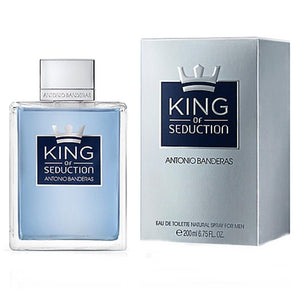 King Of Seduction 200ML EDT Hombre Antonio Banderas