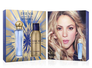 ESTUCHE SHAKIRA DREAM EDT 80ML + DEO 24H 150ML