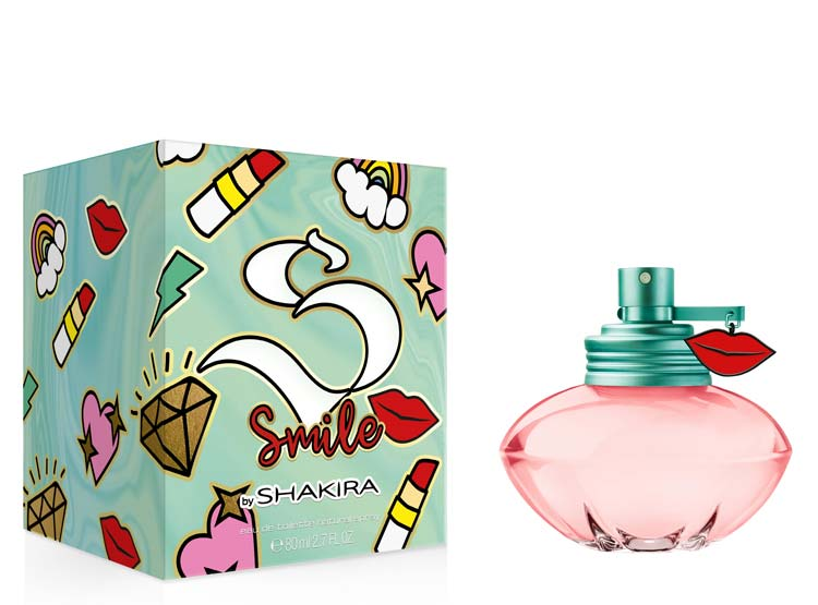 SMILE BY SKAKIRA EDT 80ML