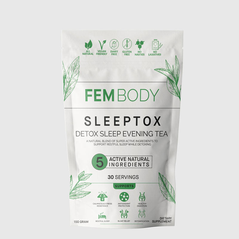 SLEEPTOX - Sleep Detox Tea