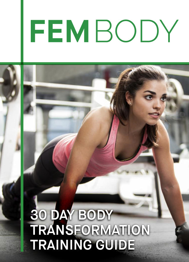 30 Day Body Transformation Super Pack