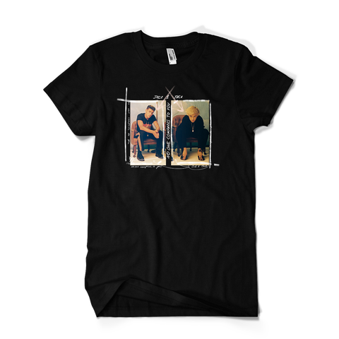 Black No One Compares To You Cover Tee + Digital