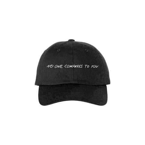 Black Dad Hat + Digital