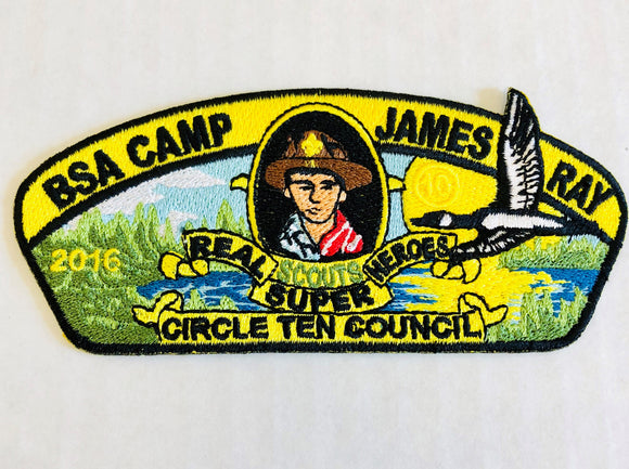 CJR 2016 Council Strip Patch