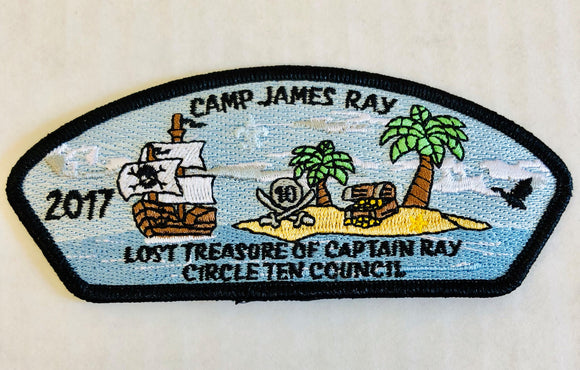 CJR 2017 Council Strip Patch