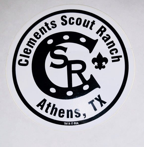 TRJ Clements Decal