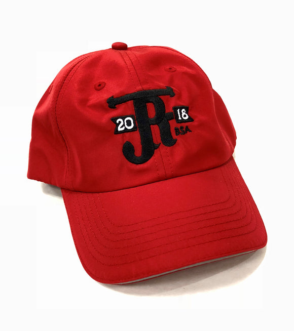 TRJ Performance Hat - Red