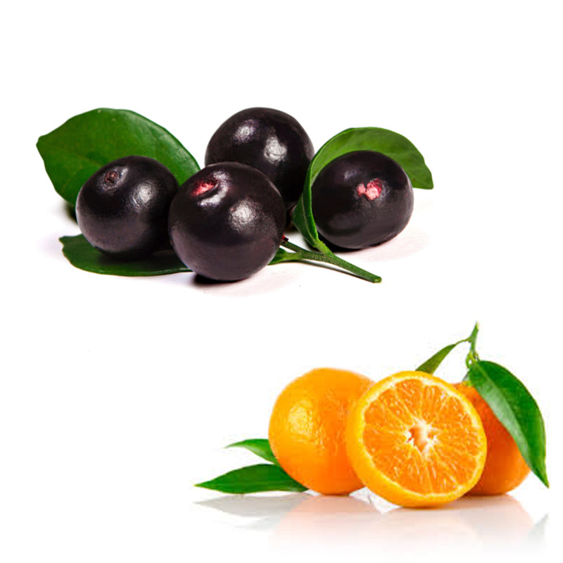 Acai's and mandarins