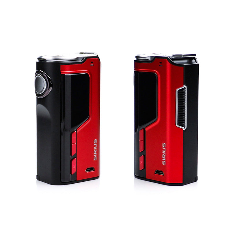 Sirius Modefined 200W Red