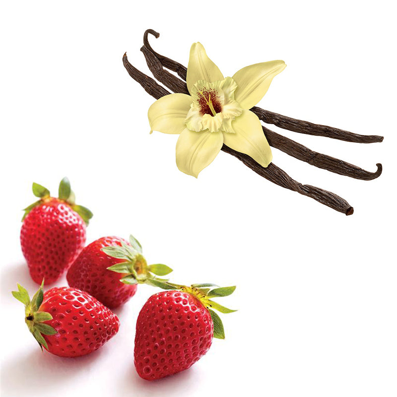 Summer Surprise - Strawberry & French Vanilla Deluxe
