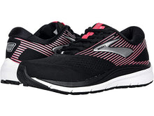 Load image into Gallery viewer, Brooks Women's Addiction 14 Black/Hot Pink/Silver