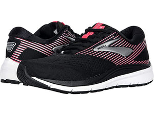Brooks Women's Addiction 14 Black/Hot Pink/Silver