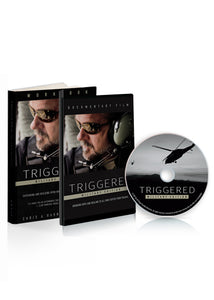 B. Triggered Military Version DVD & Workbook ($24.99 Suggested Donation)