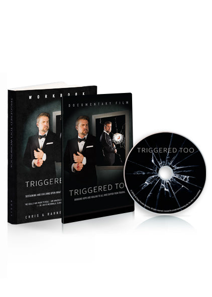 A. Triggered Too DVD & Workbook ($24.99 Suggested Donation)