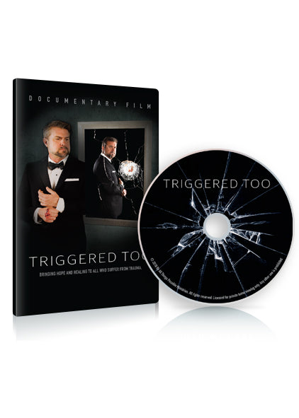 A. Triggered Too DVD ($15 Suggested Donation)
