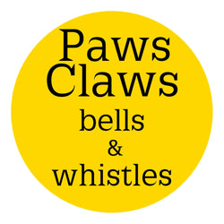 Paws Claws bells & whistles