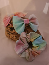 Load image into Gallery viewer, Matching Sets - Scrunchie, Dugs Lugs Hair Bobble & Dog Bow
