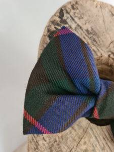 Fraser Ancient Hunting Tartan Bow Tie