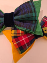 Load image into Gallery viewer, Buchanan Tartan Bow Tie