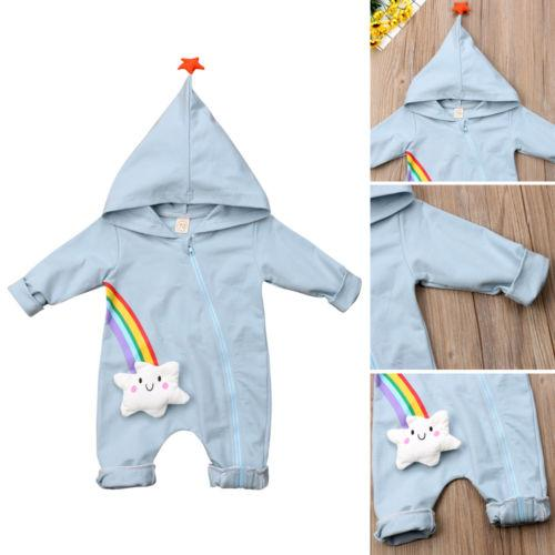 Little Rainbow Romper