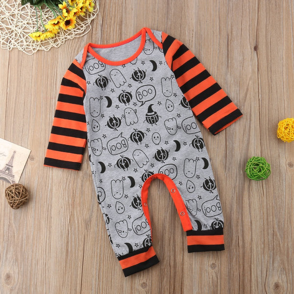 Ghost and Goblins Romper