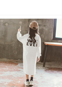 Whatever Long Sleeve Dress