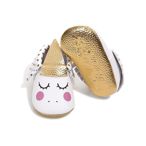 Baby Unicorn Moccasin
