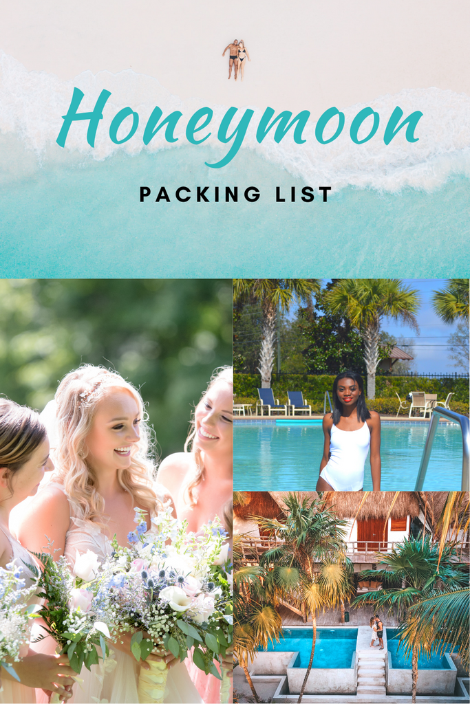 What to pack for your honeymoon during a pandemic