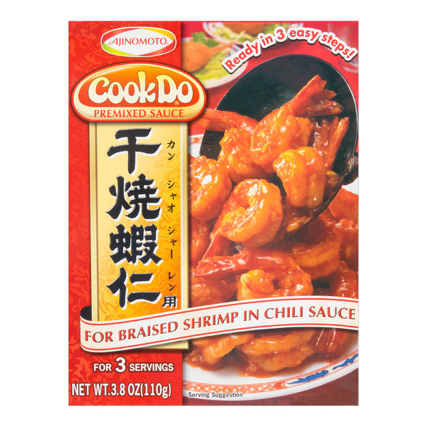 Cook Do Sauce Mix Chili Shrimp