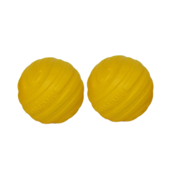 iDogmate 1.75 inches Small Durable Balls(2pcs)